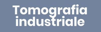 Tomografia Industriale Computerizzata Logo