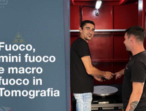 FUOCO, MINI FUOCO E MICRO FUOCO DELLA TOMOGRAFIA