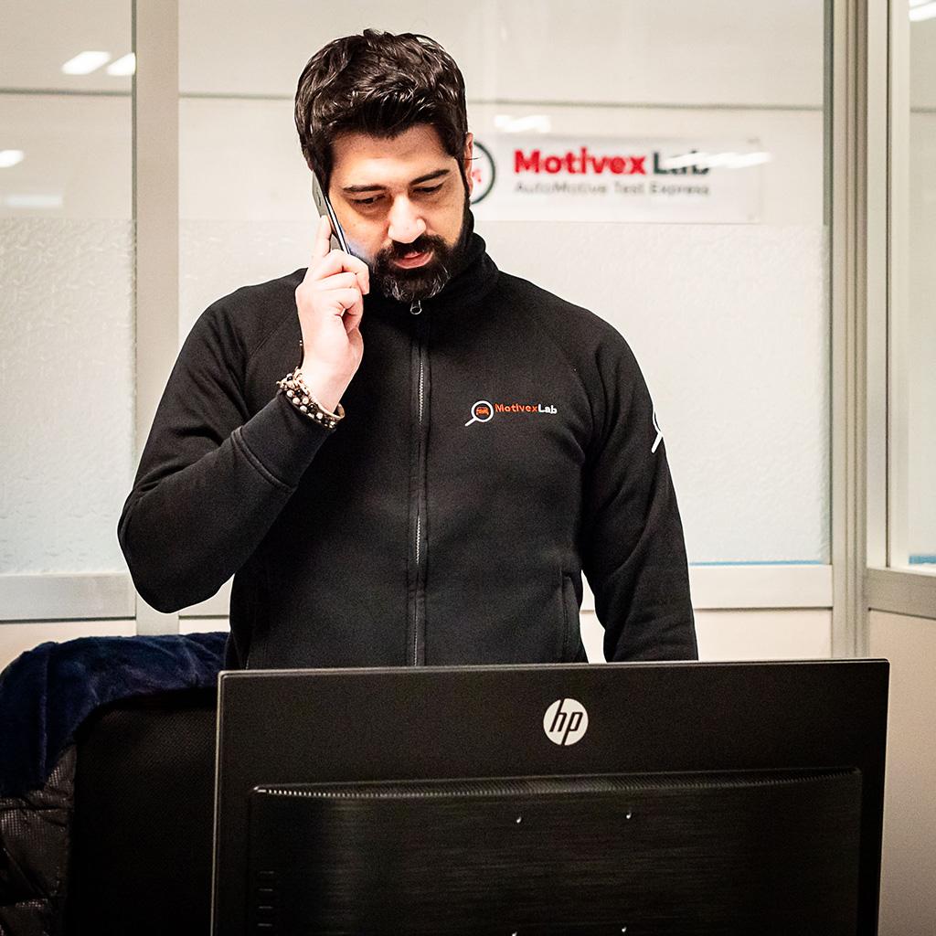 Alessandro, assistente tecnico personale