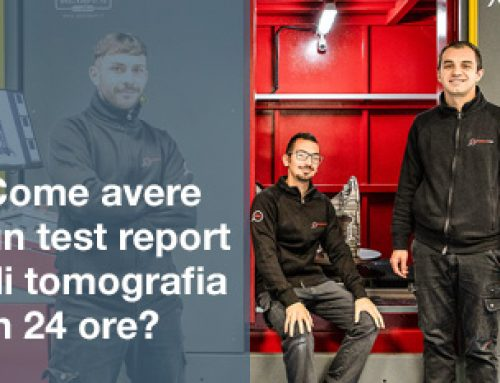 COME AVERE TEST REPORT DI TOMOGRAFIA IN 24 ORE?