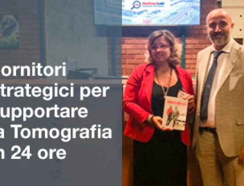 FORNITORI STRATEGICI PER SUPPORTARE LA TOMOGRAFIA IN 24 ORE