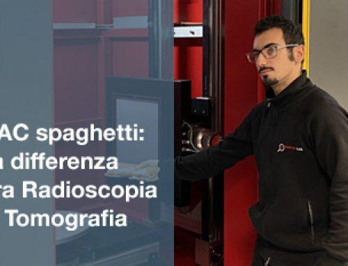 La TAC di un pacco di spaghetti: la differenza tra Radioscopia e Tomografia