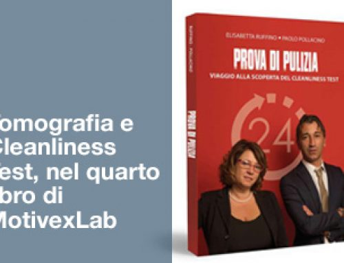 Tomografia e Cleanliness Test, in un libro