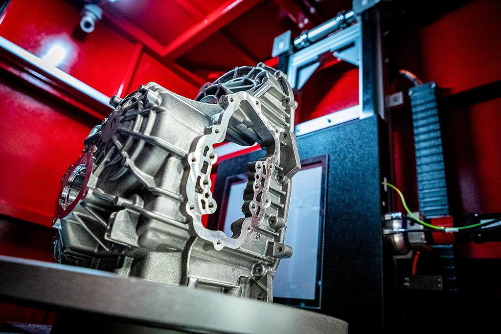 Tomografia Industriale Computerizzata 3D: interno