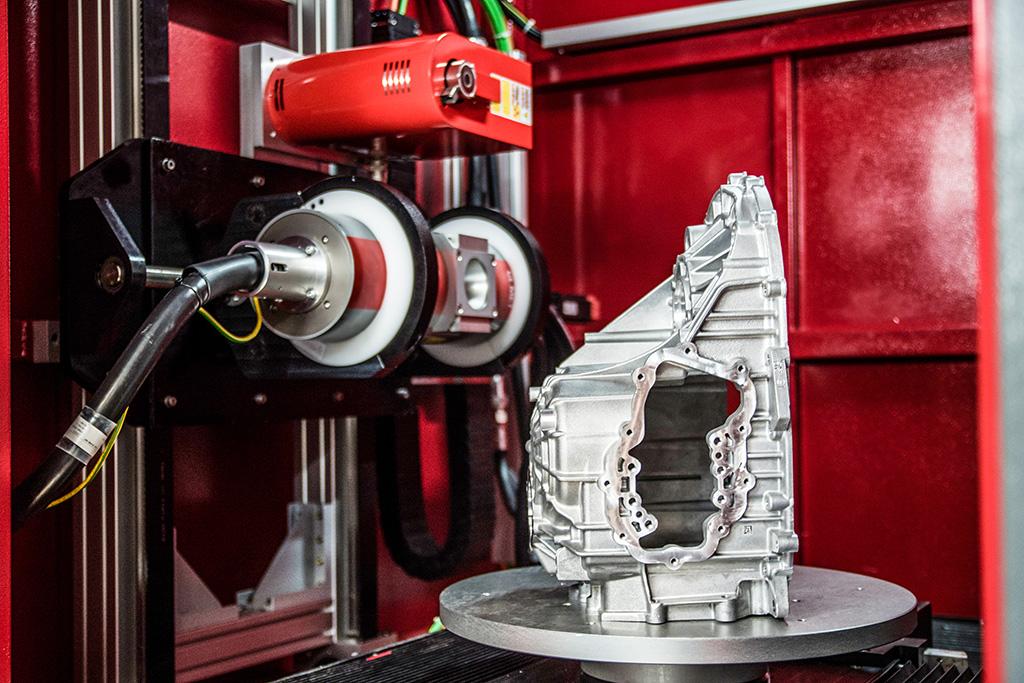 Tomografia Industriale Computerizzata 3D: il microfuoco